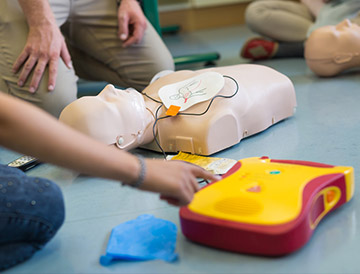 ITC Level 2 Award in Basic Life Support and Safe Use of an Automated External Defibrillator