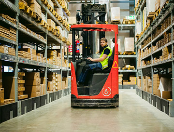 D1 – Reach Truck – Operator Refresher