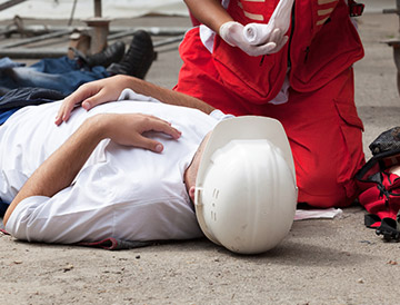 First Aid at Work training Aberdeen