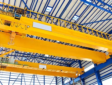 Tillycroy Overhead Gantry Crane Training Aberdeen