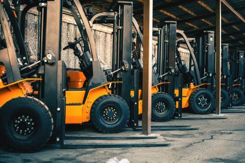 B1 – B3, Counterbalance Forklift Truck Operator Refresher