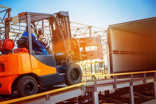 B1 – B3, Counterbalance Forklift Truck Operator