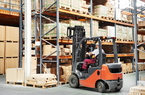 Counterbalance Forklift Truck Operator – Conversion Training