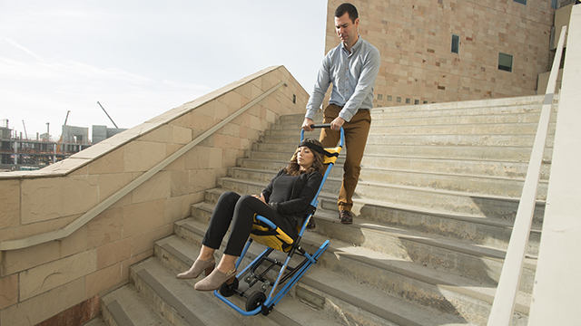 Evacuation Chair – User Training