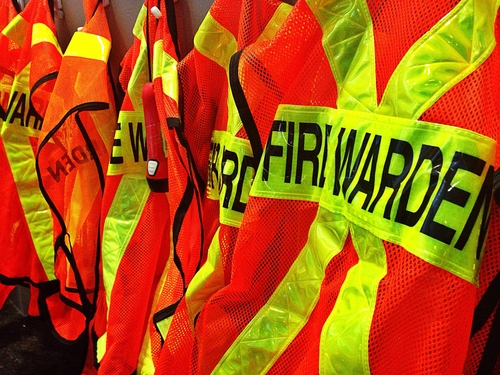 Fire Warden training aberdeen