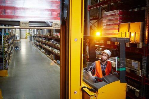 D1 – Reach Truck Operator