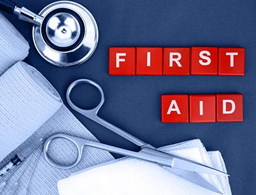 first aid courses and supplies Aberdeen