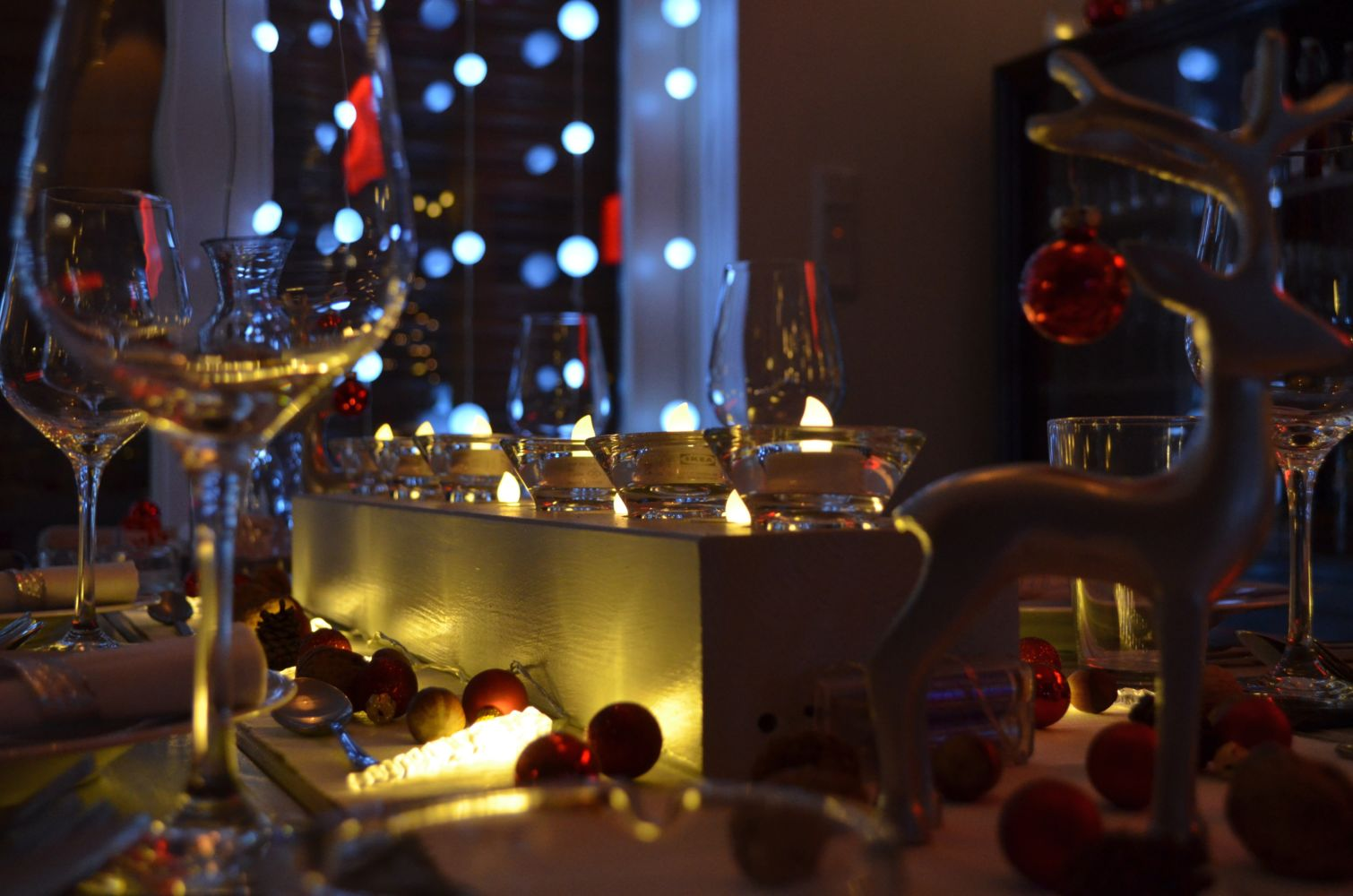 How to Survive the Christmas Party Season!